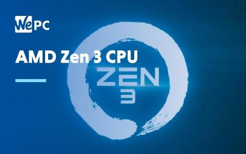 AMD Zen 3 CPU 1