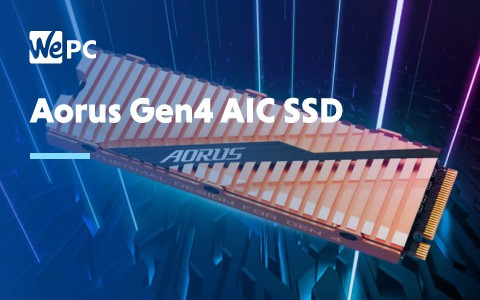 Aorus GEn4 AIC SSD 1
