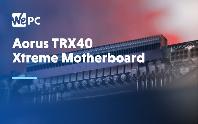 Aorus TRX40 Extreme Motherboard