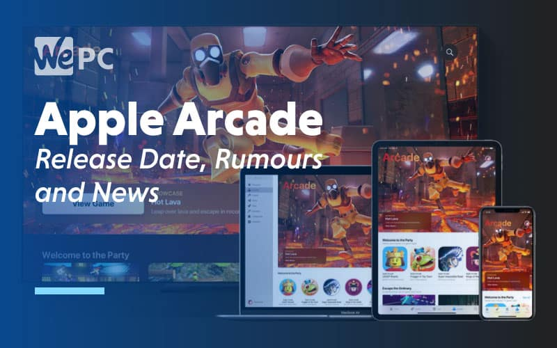 Apple Arcade Release Date Rumours and News