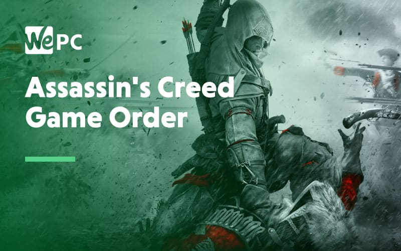 Assassins Creed Game Order