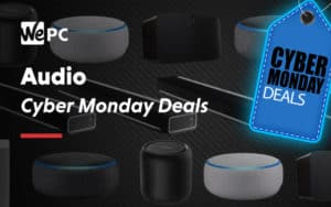 Audio Cyber Monday Deals