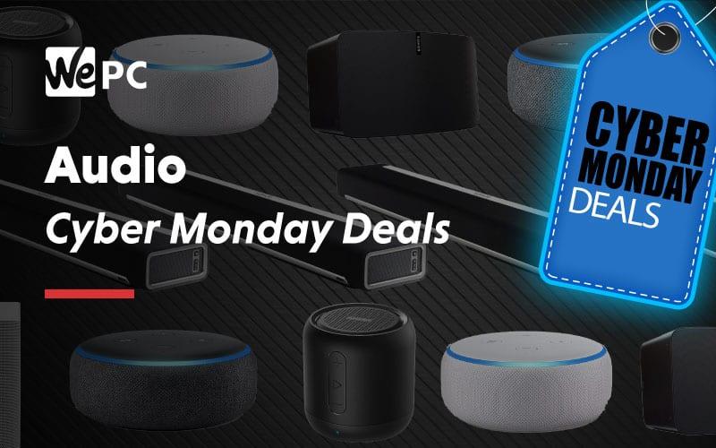 Audio Cyber Monday Deals