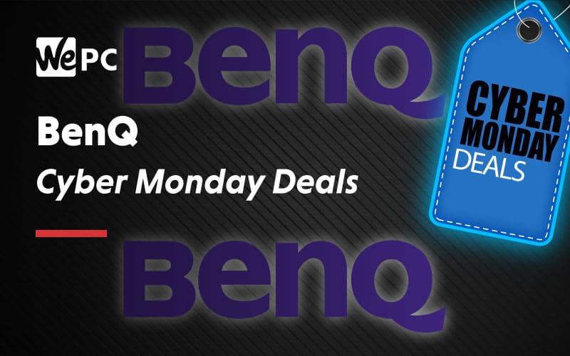 BenQ Cyber Monday Deals