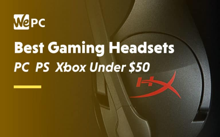 Best Gaming Headsets PC PS Xbox One Under 50 Dollars