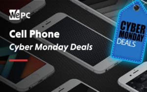 Cell Phone Cyber Monday Deals