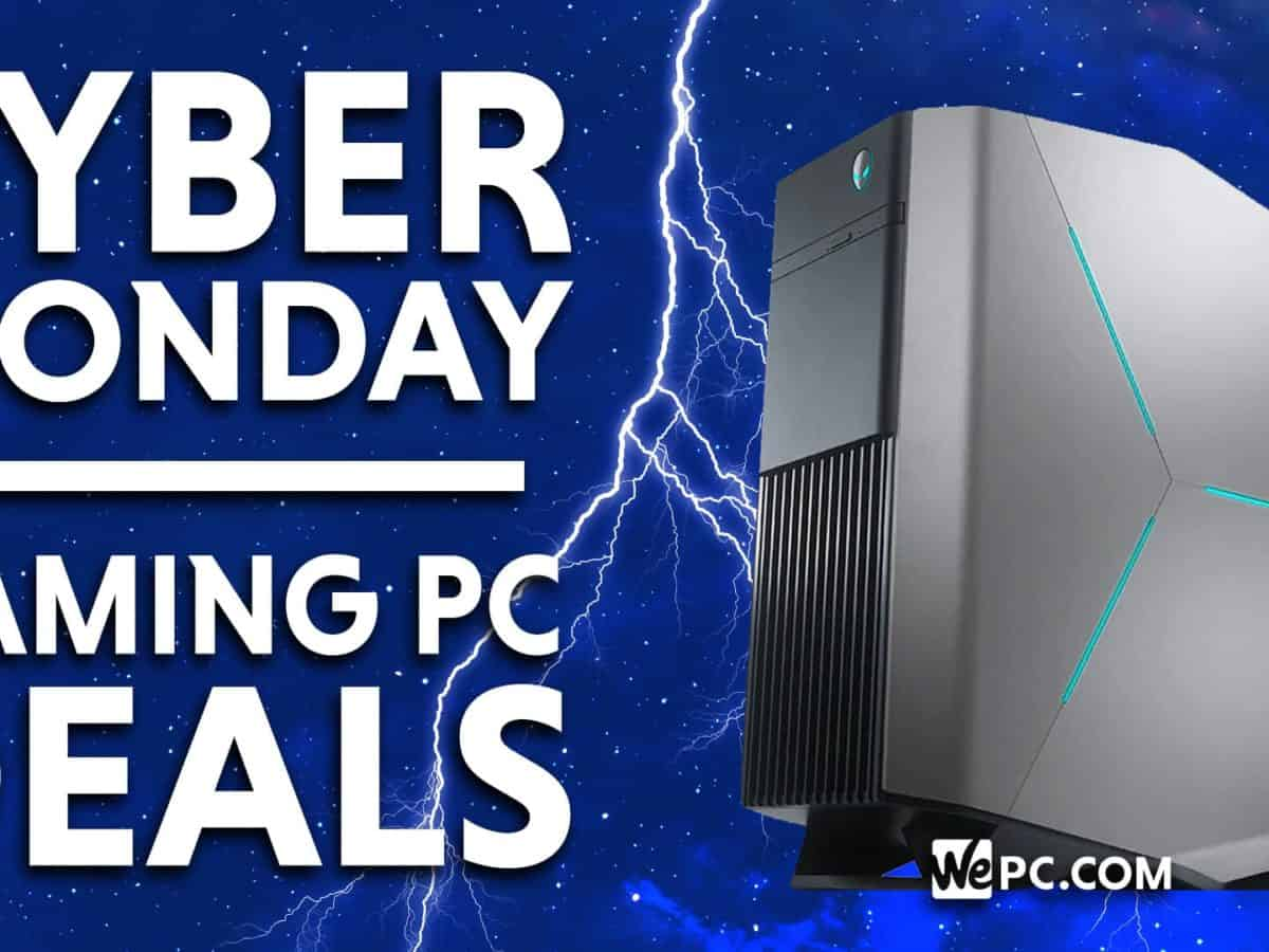 The Best Cyber Monday Gaming Pc Deals Wepc