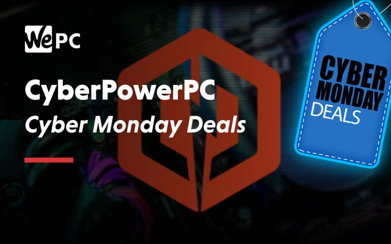 CyberPowerPC Cyber Monday Deals 1