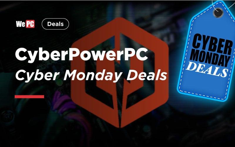CyberPowerPC Cyber Monday Deals