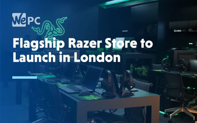 Flagship Razer Store to Launch in London