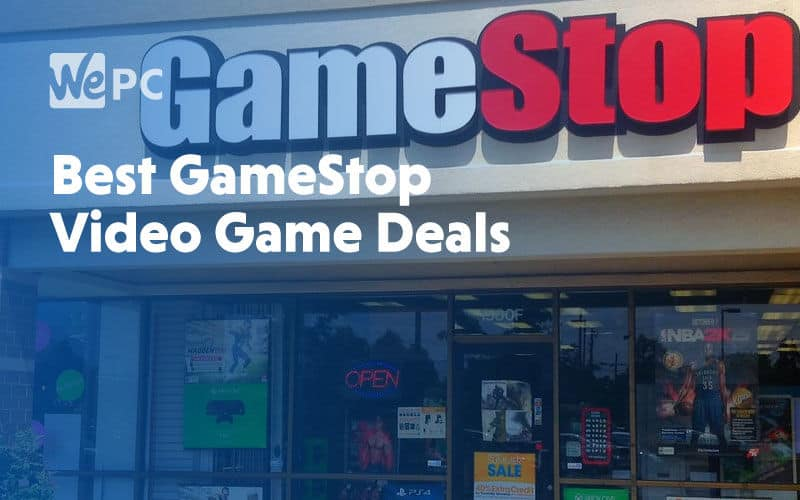 GameStop Video game Deals