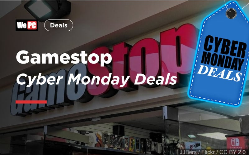 Nintendo Switch Cyber Monday 2019 Deal Includes a MicroSD Card