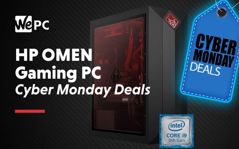 HP OMEN Gaming PC Cyber Monday Deals