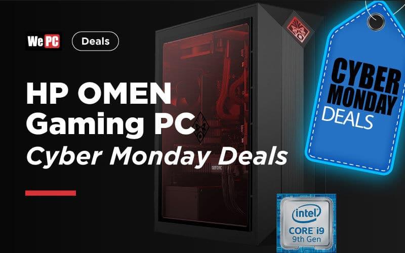 HP Omen Cyber Monday Deal