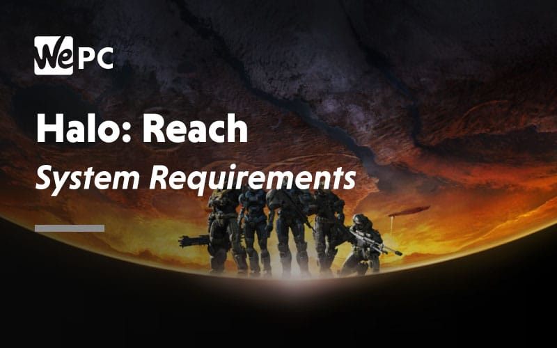 Halo Reach System Requirements