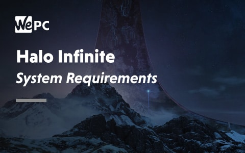 Halo infinite system requirements