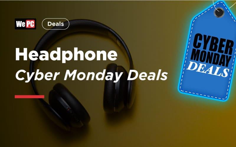 Headphone Cyber Monday Deals