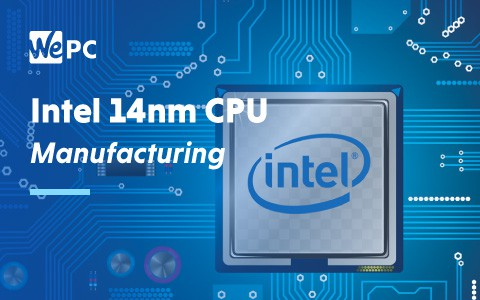 Intel 14nm CPU Manufacturing 1