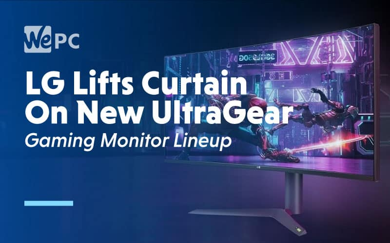 LG Lifts Curtain On New Ultragear Gaming Monitor Lineup