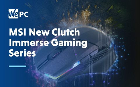 MSI New Clutch Immerse Gaming Series 1