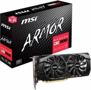 MSI gaming Radeon RX 580