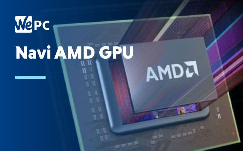 Navi AMD GPu