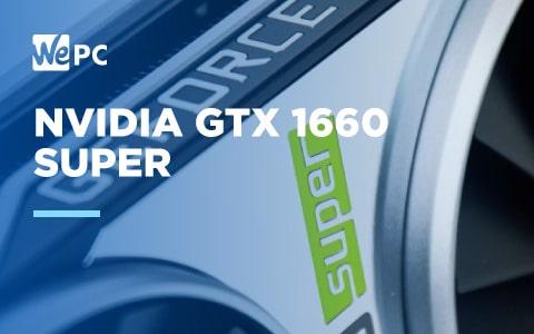 Nvidia GTZ 1660 Super