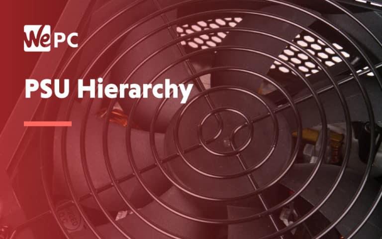 PSU Hierarchy