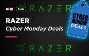 RAZER Cyber Monday Deals