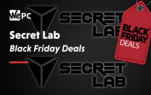 Secretlab Black Friday Deals