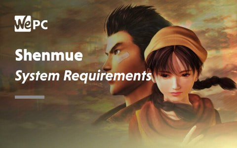 Shenmue system requirements