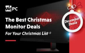The Best Christmas Monitor Deals
