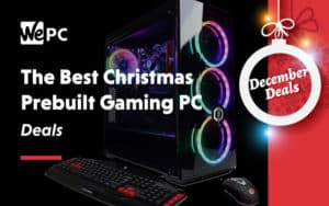 The Best Christmas Prebuilt Gaming PC Deals