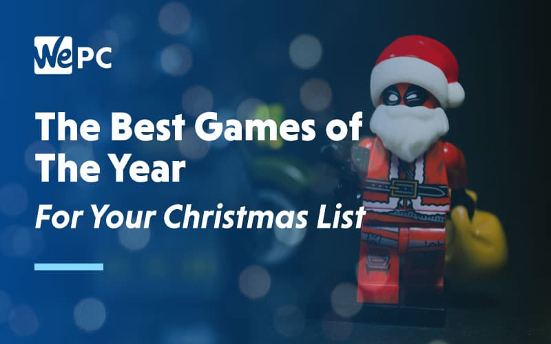 The best games of the year for your christmas list