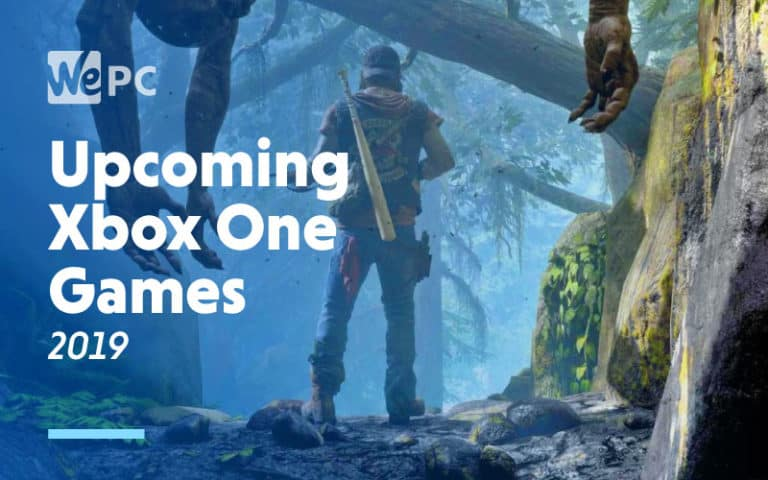 Upcoming Xbox One Games 2019