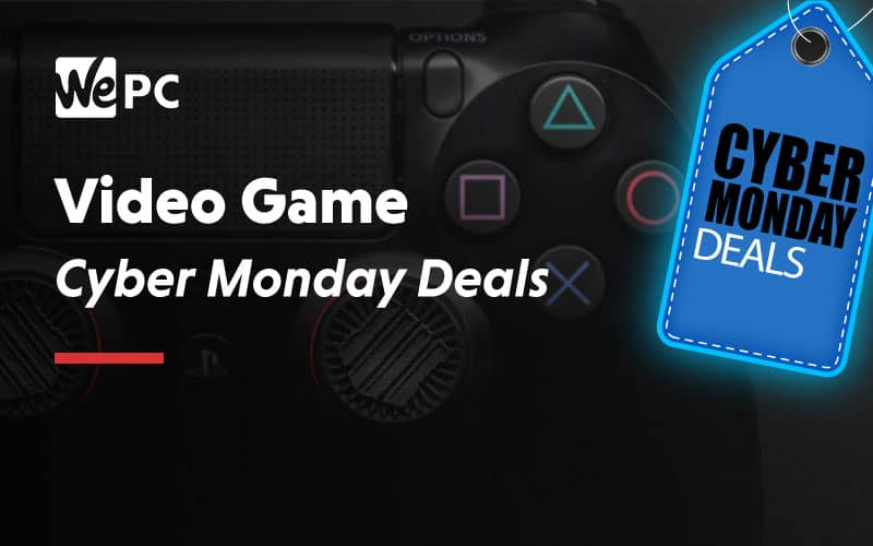 Video Game Cyber Monday Deals
