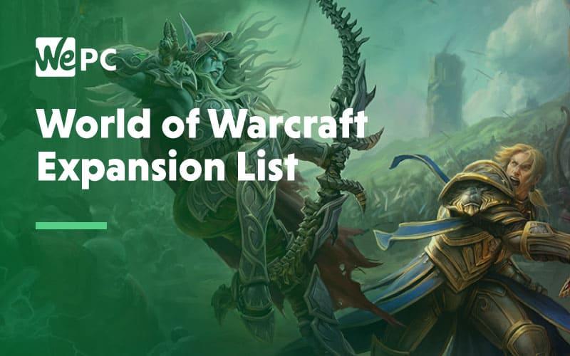 World of Warcraft Expansion LIft