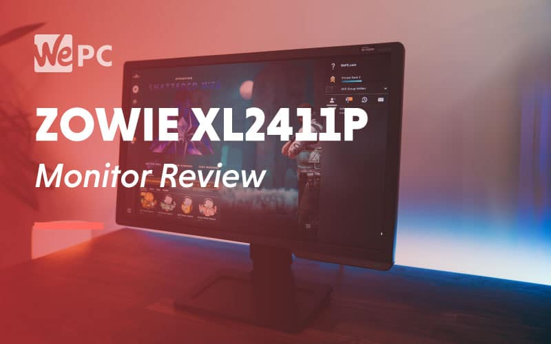 Zowie XL2411P review