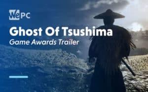 big Ghost of Tsushima Game Awards Trailer