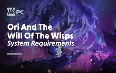 big Ori and the will of the wisps System Requirements