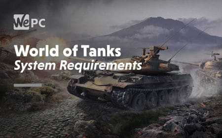 big World of Tanks System Requirements