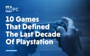 large 10 games that defined the last decade of playstation