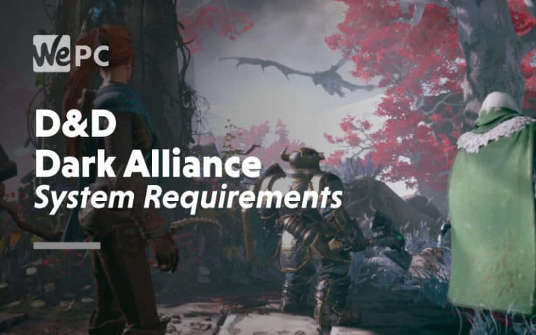 large Dark Alliance System Requirements