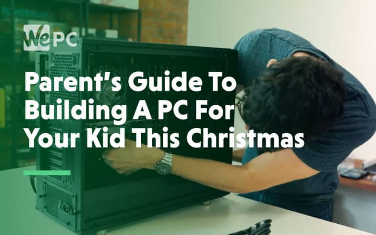 large Parents Guide to Building a PC For Your Kid This Christmas