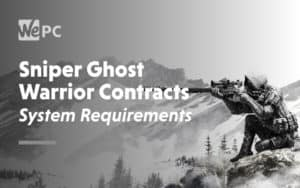large Sniper Ghost Warrior System Requirements