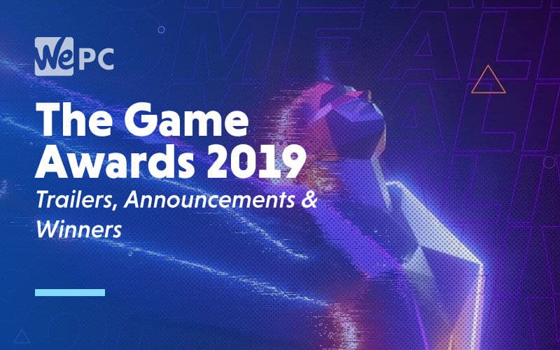 large The Game Awards 2019 Trailers Announcements and Winners