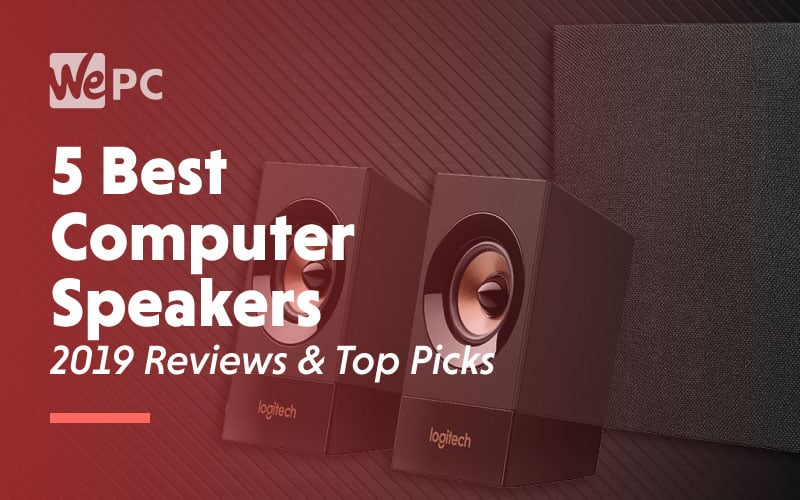 5 Best Computer Speakers 2019 Reviews Top Picks