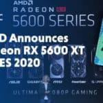 AMD Announces Radeon RX 5600 XT GPU