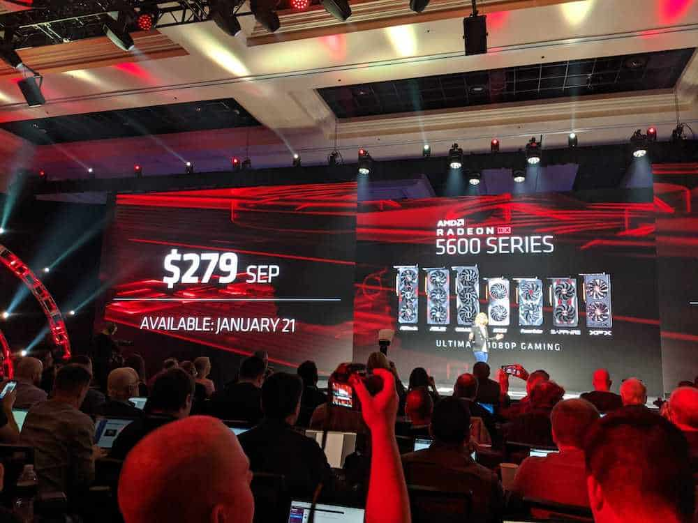 Amd Announce Rx 5600xt Release Date With Leaked Specs Wepc