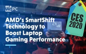 AMD SmartShift Tech to Boost Game Performance